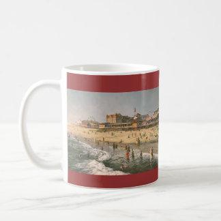 """Van Paul McGehee de het """"OceaanPanorama van de Koffiemok"""