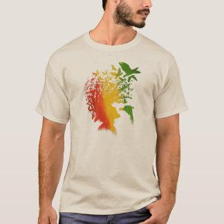 Van reggaerasta van Reith Rasta van Cori het T Shirt
