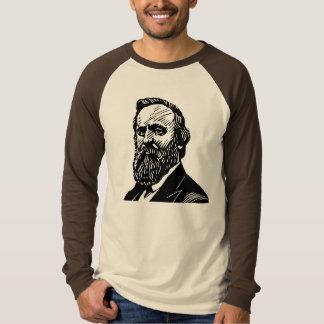 """Van Rutherford B Hayes het """"19"""" T-shirt"""