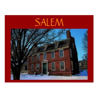 Van Salem (Baksteen) het Briefkaart