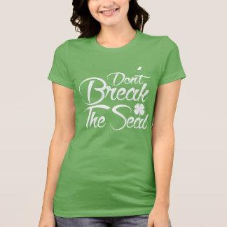 Van Trendy St. van vrouwen het Overhemd van de Dag T Shirt