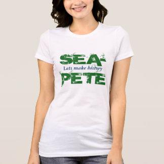 """Van vrouwen Favoriet geschikt """"zee-Pete"""" het T Shirt"""