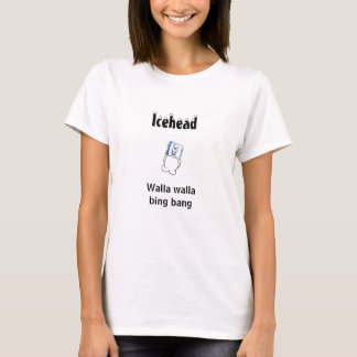 Van wallawalla van Icehead de klap tiener t-shirt