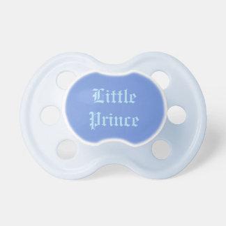 """Van """"weinig Prins"""" het babyfopspeen Speentje"""