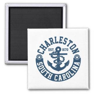 Van Zuid- Charleston Carolina Magneet