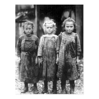 Van Zuid- drie Leuk Meisjes Vintage Carolina