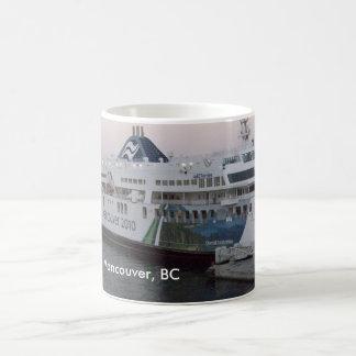 Vancouver, BC de koffiekop van de Koffiemok