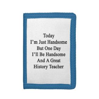 Vandaag ben ik enkel Knap maar Één Dag zal ik
