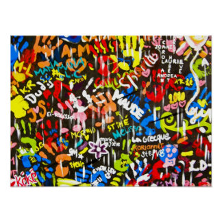 vandaag beste toekenningsgraffiti poster