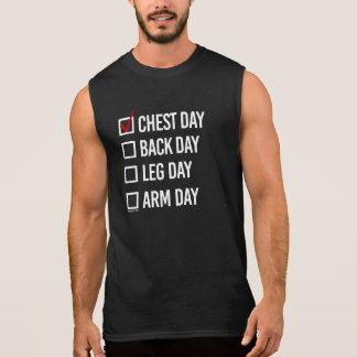 Vandaag is de Dag van de Borst -   de Geschiktheid T Shirt
