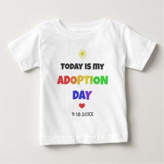 Vandaag is mijn Overhemd van de Dag van de Baby T Shirts