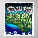 Vape Dat S#! t- Poster