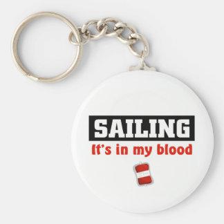 Varend Bloed Sleutelhanger