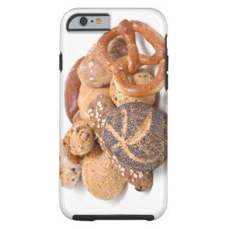 variatie van gebakken goederen tough iPhone 6 hoesje