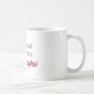 Vat Appelen Koffiemok