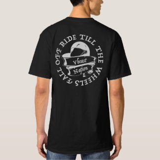 vbeast natie LANGE T-shirt