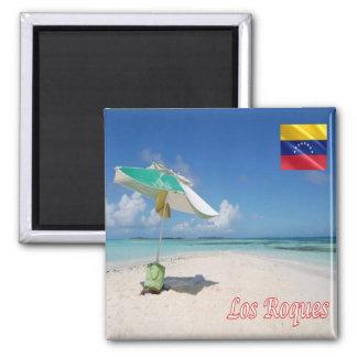 VE - Venezuela - Los Roques Magneet