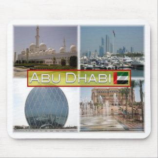 VE Verenigde Arabische Emiraten - Abu Dhabi - Muismat