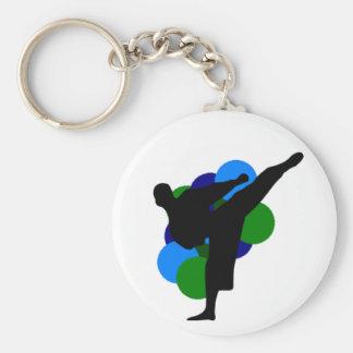 Vechtsporten Keychain Sleutelhanger
