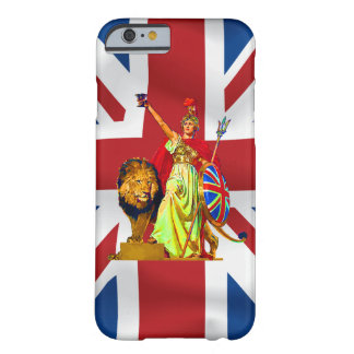 Vector - Britannia Barely There iPhone 6 Hoesje