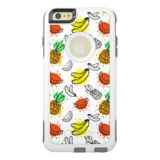 Vector Grafisch Naadloos Patroon OtterBox iPhone 6/6s Plus Hoesje