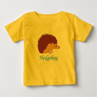 Vector illustratieEgel Baby T Shirts