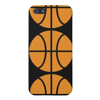 Vector iPhonedekking van het Basketbal