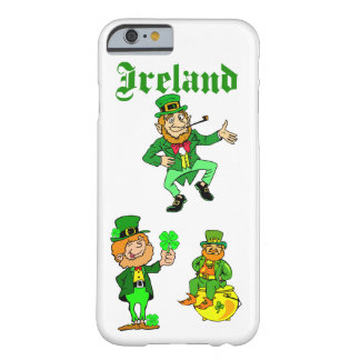 Vector - Kabouter Ierland Barely There iPhone 6 Hoesje