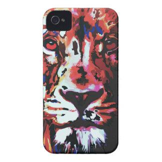 vector leeuw iPhone 4 cover