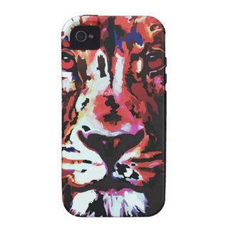 vector leeuw iPhone 4/4S hoesje