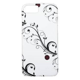 Vector Moderne Witte iPhone 7 van het Ontwerp van iPhone 7 Hoesje