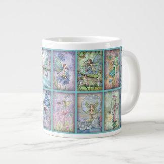 Veel de JumboMok van Feeën Grote Koffiekop