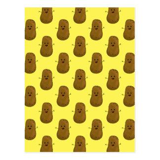 Veel Gelukkige Aardappels Briefkaart