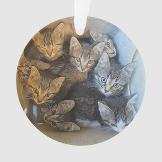 Veel Katjes Ornament
