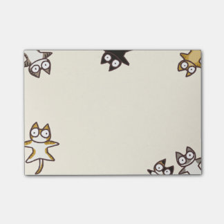 Veel Katten Post-it® Notes