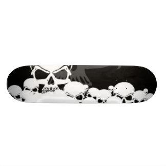 Veel Schedels Skate Deck
