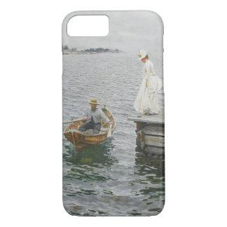 Veerboot 1886 van de zomer iPhone 7 hoesje