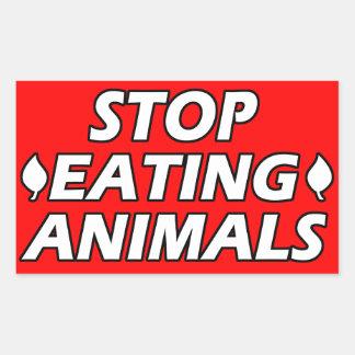 Veganism | Stickers | van het Activisme sparen de