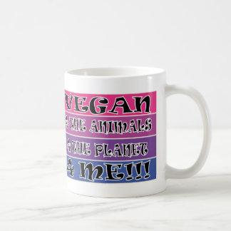 Veganist 4 Mok