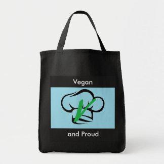 Veganist en de Trotse zak van het Bolsa van de Draagtas