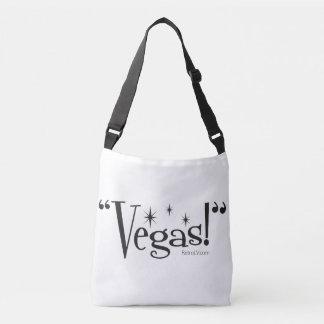 """""""Vegas! """"Canvas tas RetroLV.Com"""