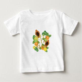 Vegetarisch Fruit Baby T Shirts