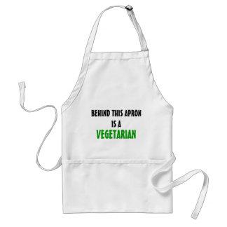 Vegetarische Schort