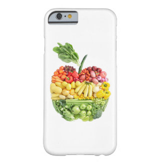 Veggie Apple Barely There iPhone 6 Hoesje