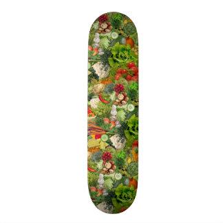 Veggies 20,0 Cm Skateboard Deck