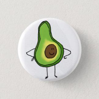 Veggies bewaart de Knoop van de Avocado van de Dag Ronde Button 3,2 Cm
