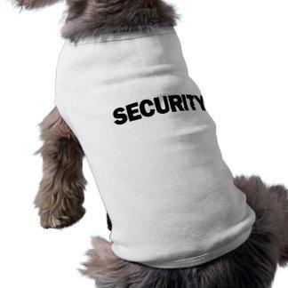 VEILIGHEID - de Sweater van de Hond T-shirt
