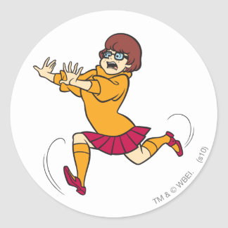 Velma stelt 13 ronde sticker