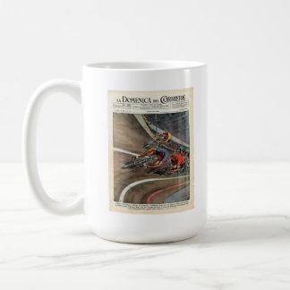 Velodrome Domenica Mug van Hellyer Koffiemok