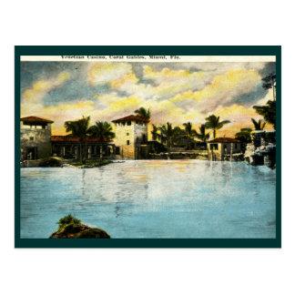 Venetiaans Casino, de Geveltoppen van het Koraal, Briefkaart